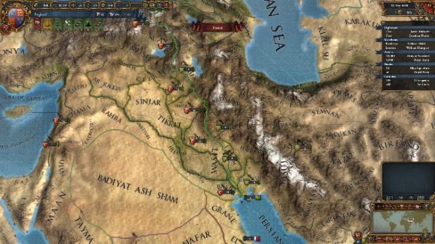 Gamescom : Europa Universalis IV dévoile Art of War