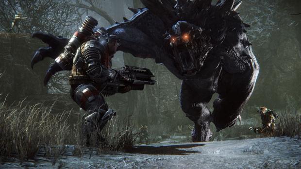 Evolve, l'alpha prend du retard sur PS4