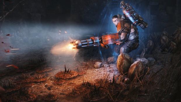 Evolve : 8 minutes de gameplay