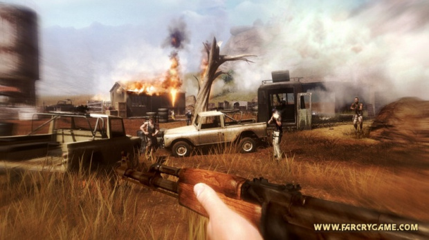 (Update] Images : Far Cry 2