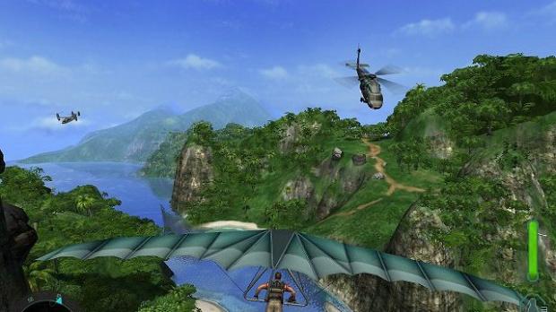 Far Cry plane en images
