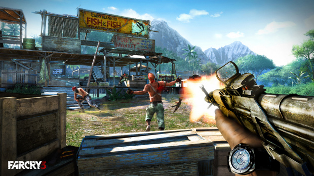 Le patch Master de Far Cry 3 est arrivé