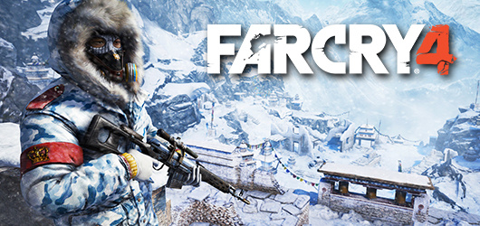 Far Cry 4 - GC 2014