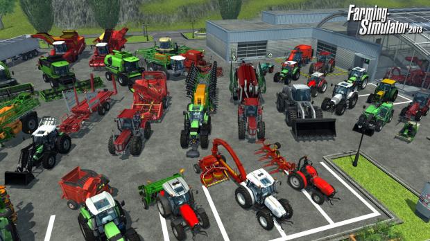 Images de Farming Simulator 2013