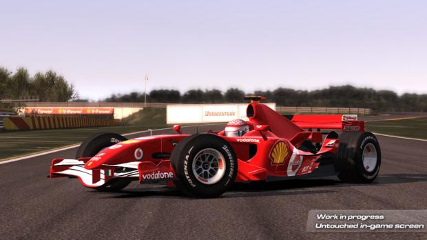 Images : Ferrari Project
