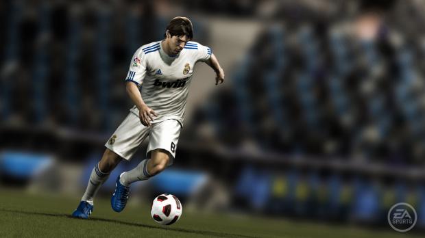 FIFA 12 cartonne en Angleterre