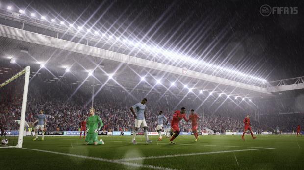 """Gamescom : Les gardiens de FIFA 15 passent à la """"nouvelle génération"""""""