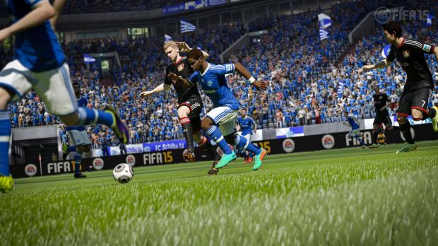 FIFA 15 fait l'impasse sur PlayStation 2 et Wii U