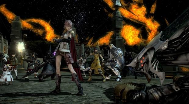 FF Online A Realm Reborn : la quête de Lightning