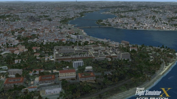 E3 2007 : Flight Simulator X : Acceleration Expansion Pack