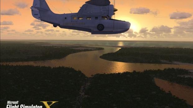 Flight Simulator X : Acceleration au salon de la simulation 2007