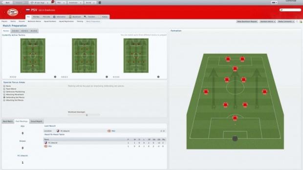 Des infos en pagaille sur Football Manager 2011