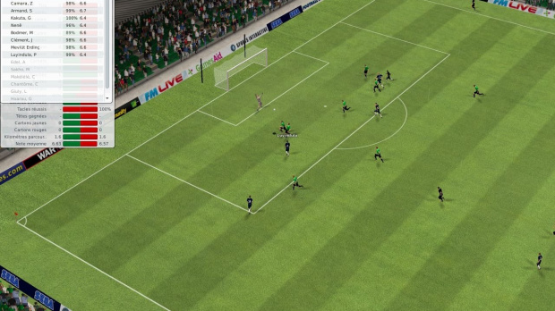 Concours Football Manager 2011
