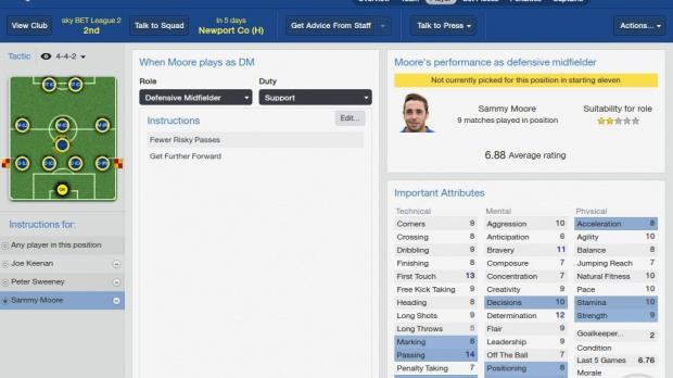 La bêta de Football Manager 2014 disponible