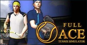 Full Ace Tennis Simulator
