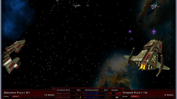 Galactic Civilizations II:  Endless Universe 2008 pc game Img-1