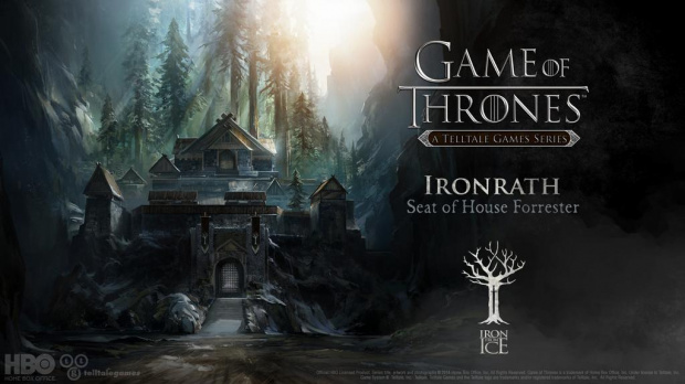 Game of Thrones : Les Forrester à l'honneur
