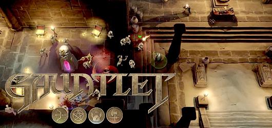 GDC 2014 - Gauntlet