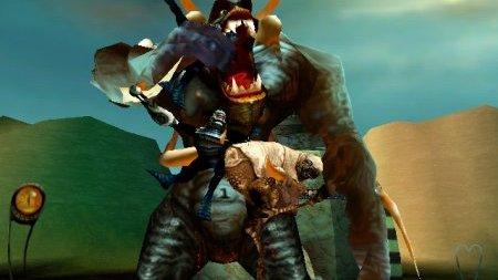 Giants sur PS2