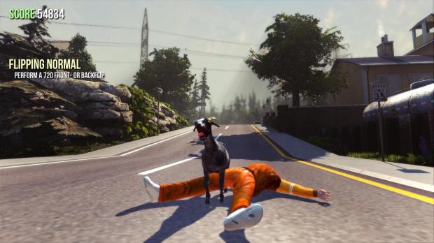 1 million pour Goat Simulator