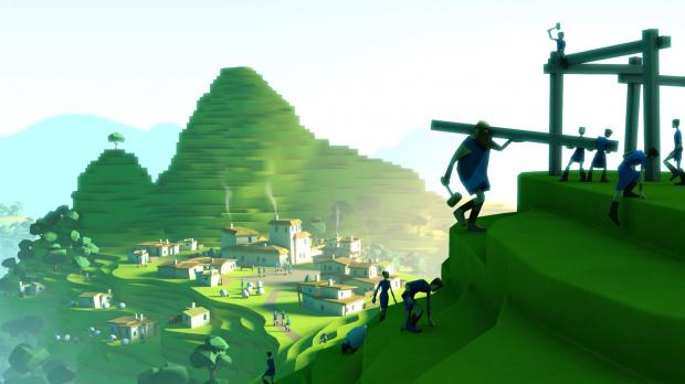 Godus (Peter Molyneux) en accès anticipé sur Steam