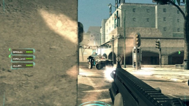 Images : Ghost Recon Advanced Warfighter sur PC