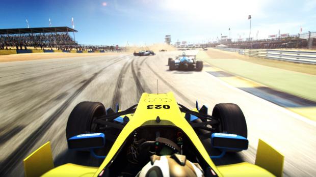 GRID : Autosport pour très bientôt !