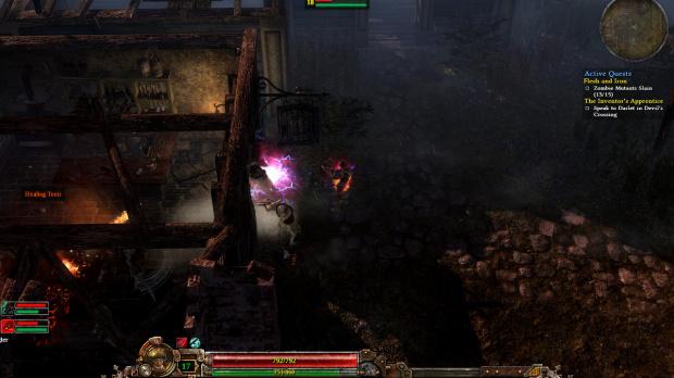 L'alpha de Grim Dawn est disponible