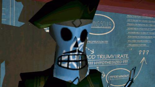 Grim Fandango sortira le 27 janvier sur PS4 et PS Vita