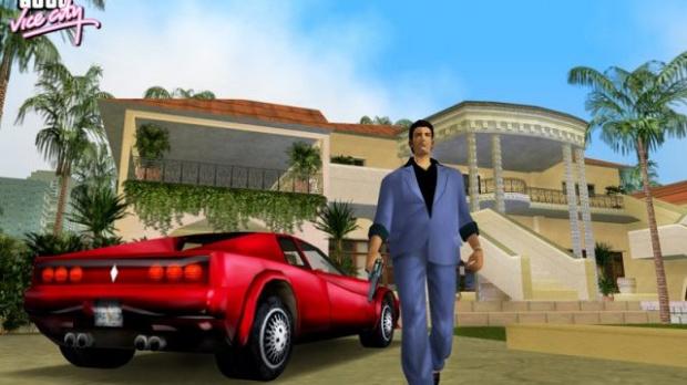 GTA Vice City indisponible sur PC