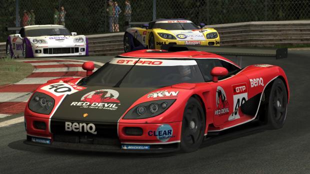 Simbin offre Race 07