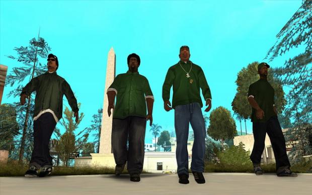 San Andreas devait avoir plusieurs personnages jouables !