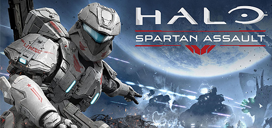 Halo : Spartan Assault - E3 2013