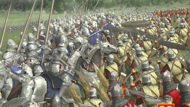 Nouveau jeu : The History Channel : Great Battles of Middle Ages