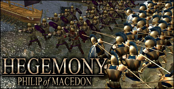 Hegemony : Philip of Macedon
