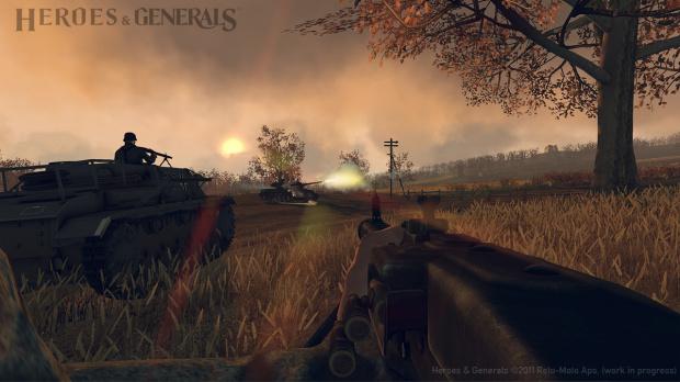 Heroes & Generals : 2.000 clés à gagner pour la bêta
