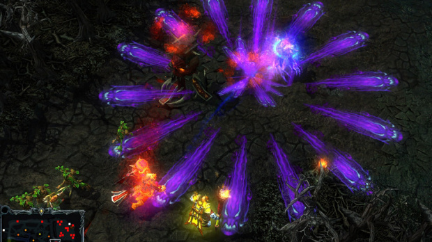 Heroes of Newerth gratuit pendant une semaine