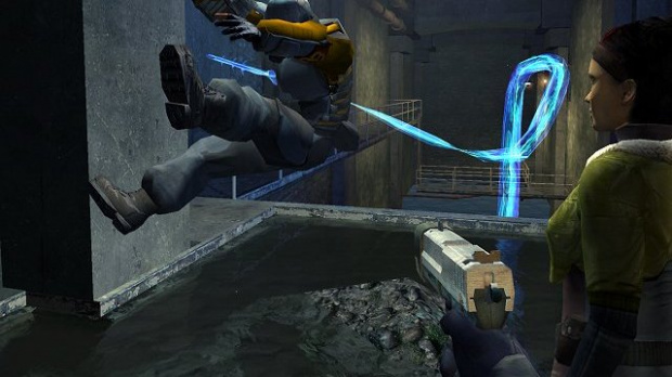 Half-Life 2 ouvre les valves