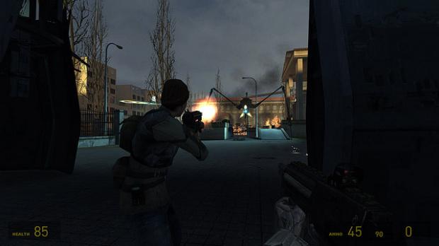 Half-Life 2 : premier jour, premier bug