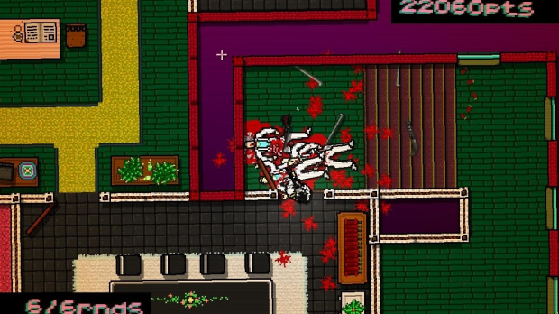 Un DLC maous costaud pour Hotline Miami