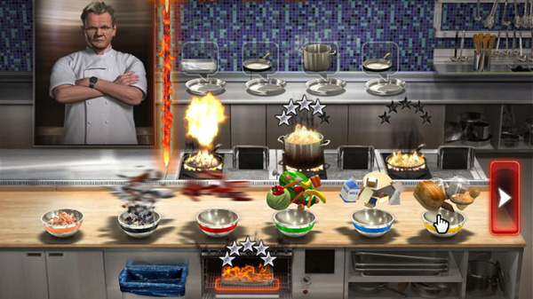 Ubisoft annonce Hell's Kitchen : The Video Game