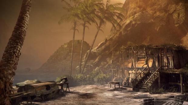 L'Ile Noyée : enquête à fort taux d'humidité