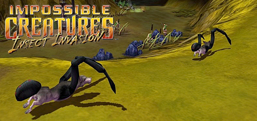 Impossible Creatures : Insect Invasion