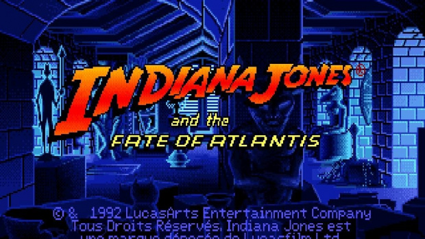 Oldies : Indiana Jones and the Fate of Atlantis