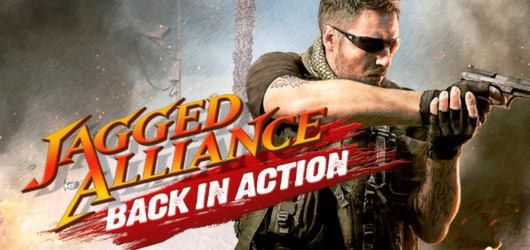 Jagged Alliance : Back in Action
