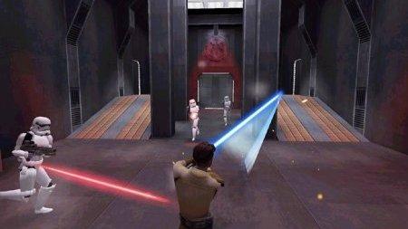 Jedi Knight 2 nouvelles images