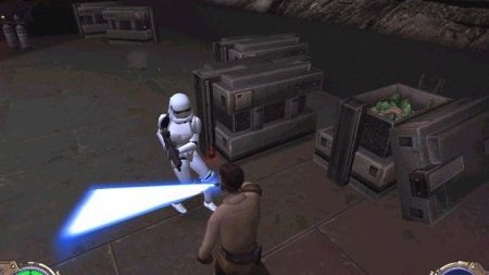 Jedi Knight arrive sur Steam