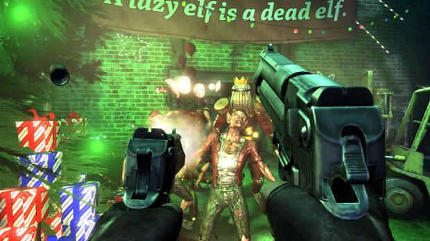 Un Noël sanglant avec Killing Floor