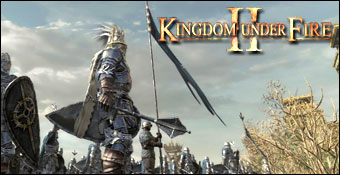 Kingdom Under Fire II - TGS 2010