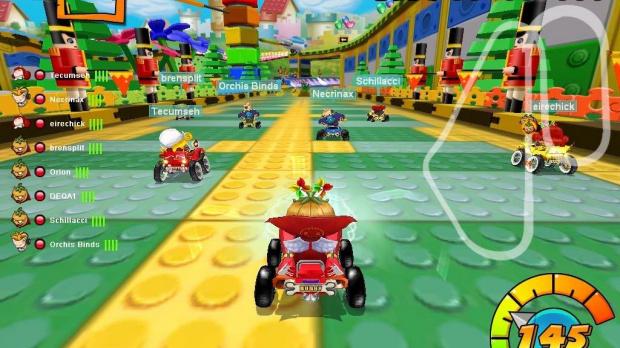 Lancement officiel de Kart n' Crazy